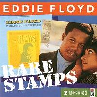 Přední strana obalu CD Rare Stamps