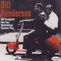 Bill Henderson – His Complete Vee-Jay Recordings, Vol. 2
