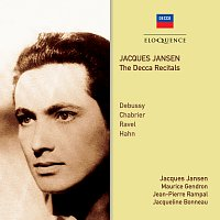Jacques Jansen, Jacqueline Bonneau, Maurice Gendron, Jean-Pierre Rampal – Jacques Jansen - The Decca Recitals