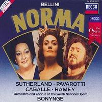Dame Joan Sutherland, Luciano Pavarotti, Montserrat Caballé, Samuel Ramey – Bellini: Norma