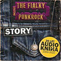 Přední strana obalu CD Punk rock story