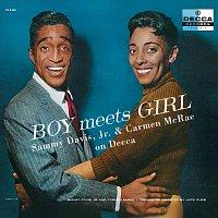 Sammy Davis Jr., Carmen McRae – Boy Meets Girl: Sammy Davis Jr. And Carmen McRae On Decca