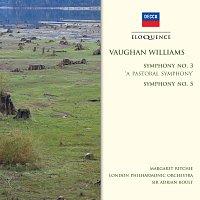 "Margaret Ritchie, London Philharmonic Orchestra, Sir Adrian Boult – Vaughan Williams: Symphony No.3 - ""A Pastoral Symphony""; Symphony No.5"