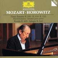 Vladimir Horowitz – Mozart: Piano Sonatas K.281, K.330 & K.333; Rondo K.485; Adagio K.540