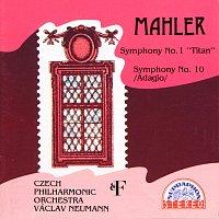 Česká filharmonie/Václav Neumann – Mahler: Symfonie č. 1 a 10