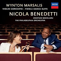 Nicola Benedetti – Marsalis: Fiddle Dance Suite: 2: As the Wind Goes
