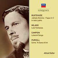 Ensemble Orchestral de L'Oiseau-Lyre, Anthony Lewis, Alfred Deller – Lute Songs; Purcell: Come, Ye Sons Of Art