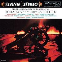 Fritz Reiner, Pyotr Ilyich Tchaikovsky, Chicago Symphony Orchestra – Tchaikovsky: Overture solennelle, 1812, Op. 49; Marche slave, Op. 32 - Sony Classical Originals