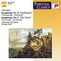 """George Szell, The Cleveland Orchestra, Franz Schubert – Schubert: Symphonies No. 8 """"Unfinished""""  and No. 9 """"The Great"""""""