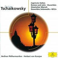 Don Kosaken Chor, Serge Jaroff, Berliner Philharmoniker, Herbert von Karajan – Tschaikowsky: Capriccio Italien; Eugen Onegin; Romeo and Julia