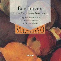 Stephen Kovacevich, BBC Symphony Orchestra, Sir Colin Davis – Beethoven: Piano Concertos Nos. 3 & 4