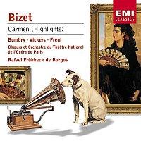 Rafael Fruhbeck de Burgos, Grace Bumbry, Jon Vickers, Mirella Freni – Bizet: Carmen (Highlights)