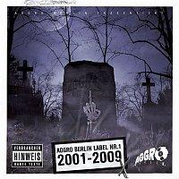 Various Artists.. – Aggro Berlin Label Nr. 1 2001-2009 X