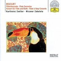 Karlheinz Zoeller, Nicanor Zabaleta, Berliner Philharmoniker, Ernst Marzendorfer – Mozart: Flute Concertos Nos.1 & 2; Flute & Harp Concerto K.299