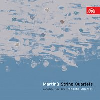 Panochovo kvarteto – Martinů: Smyčcové kvartety - komplet