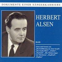 Herbert Alsen – Dokumente einer Sangerkarriere - Herbert Alsen