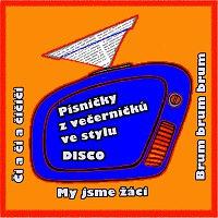 Parma Band – Písničky z Večerníčků ve stylu Disco