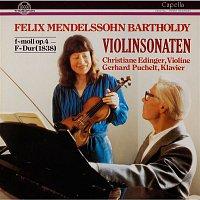 Christiane Edinger, Gerhard Puchelt – Mendelssohn: Violinsonaten