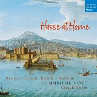 Le Musiche Nove – Hasse at Home - Cantatas and Sonatas