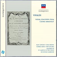 "Academy of St. Martin in the Fields, Sir Neville Marriner – Vivaldi: Violin Concertos from ""L'Estro Armonico"""