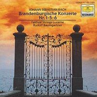 Festival Strings Lucerne, Rudolf Baumgartner – Bach, J.S.: Brandenburg Concerto No.1 BWV 1046; No.5 BWV 1050 & No.6 BWV 1051