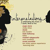 Různí interpreti – Interpretations: Celebrating The Music Of Earth, Wind & Fire
