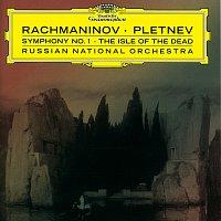 Přední strana obalu CD Rachmaninov: Symphony No.1; The Isle of Dead