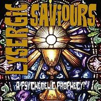 Přední strana obalu CD Lysergic Saviours (Psychedelic Prophecy!)