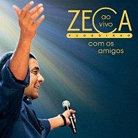 Přední strana obalu CD Zeca Pagodinho Ao Vivo Com Os Amigos