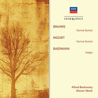 Alfred Boskovsky, Wiener Oktett – Brahms: Clarinet Quintet; Mozart: Clarinet Quintet; Baermann: Adagio