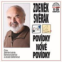 Přední strana obalu CD Svěrák: Povídky a Nové povídky Komplet