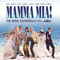 Přední strana obalu CD Mamma Mia! The Movie Soundtrack