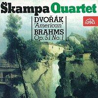 Škampovo kvarteto – Brahms, Dvořák: Smyčcové kvartety