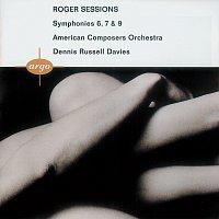 Přední strana obalu CD Sessions: Symphonies Nos. 6, 7 & 9