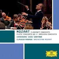 Alessandro Carbonare, Jacques Zoon, Guilhaume Santana, Orchestra Mozart – Mozart: Clarinet Concerto; Flute Concerto No. 2; Bassoon Concerto