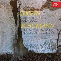Angelica May, Ivan Klánský – Chopin: Sonáta pro violoncello a klavír, Schumann: Pět skladeb v lidovém tónu, Adagio a allegro