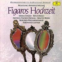 Přední strana obalu CD Mozart: Figaros Hochzeit - Highlights