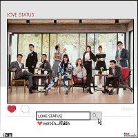 Přední strana obalu CD Love Status: Pleang Ruk... Tee Mai Ruk