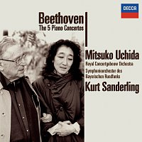 Mitsuko Uchida, Orchestra of the Bavarian Radio, Royal Concertgebouw Orchestra – Beethoven: Complete Piano Concertos [3 CDs]