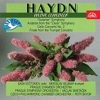 Různí interpreti – Mon Amour / Haydn: Symfonie č. 94 G dur, Violoncellový koncert č. 2