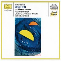 Placido Domingo, Orchestre de Paris, Daniel Barenboim – Berlioz: Requiem, Op.5; Le Carnaval romain, Op.9; La Damnation de Faust, Op.24 / Rouget de Lisle: La Marseillaise