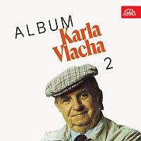 Přední strana obalu CD Album Karla Vlacha 2