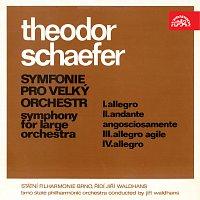 Filharmonie Brno, Jiří Waldhans – Schaefer: Symfonie pro velký orchestr