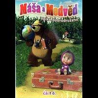 Různí interpreti – Máša a medvěd 6 - Velké dobrodružství DVD