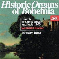 Jaroslav Tůma – Historické varhany VI. Kostel sv. Šimona a Judy