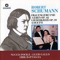 Erik Battaglia – Frauenliebe und -leben Op. 42 / Liederkreis Op. 39 / 4 Duetti