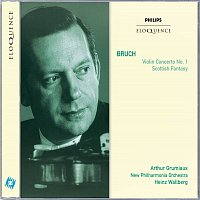 Arthur Grumiaux, New Philharmonia Orchestra, Heinz Wallberg – Bruch: Violin Concerto No.1; Scottish Fantasia