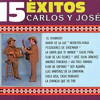 Carlos Y José – 15 Éxitos