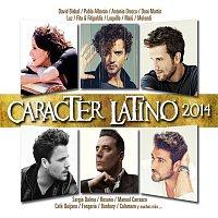 Various Artists.. – Carácter Latino 2014