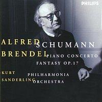 Přední strana obalu CD Schumann: Piano Concerto; Fantasy Op.17